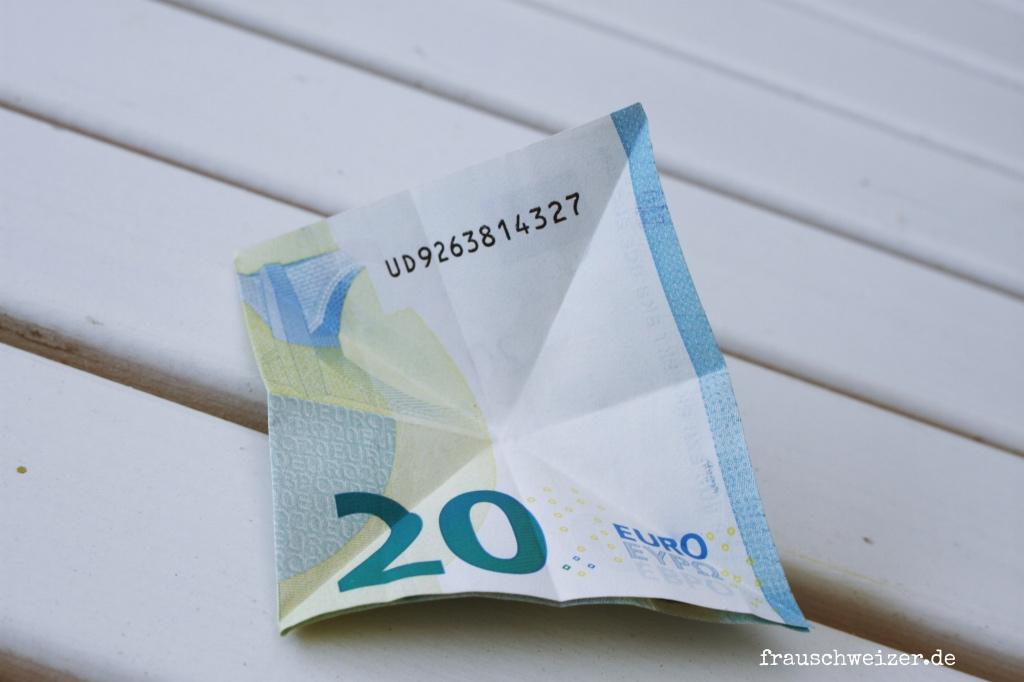 2 Schritte Zum Perfekten Geldgeschenk Perfekt Fur Ein Reisegutschein