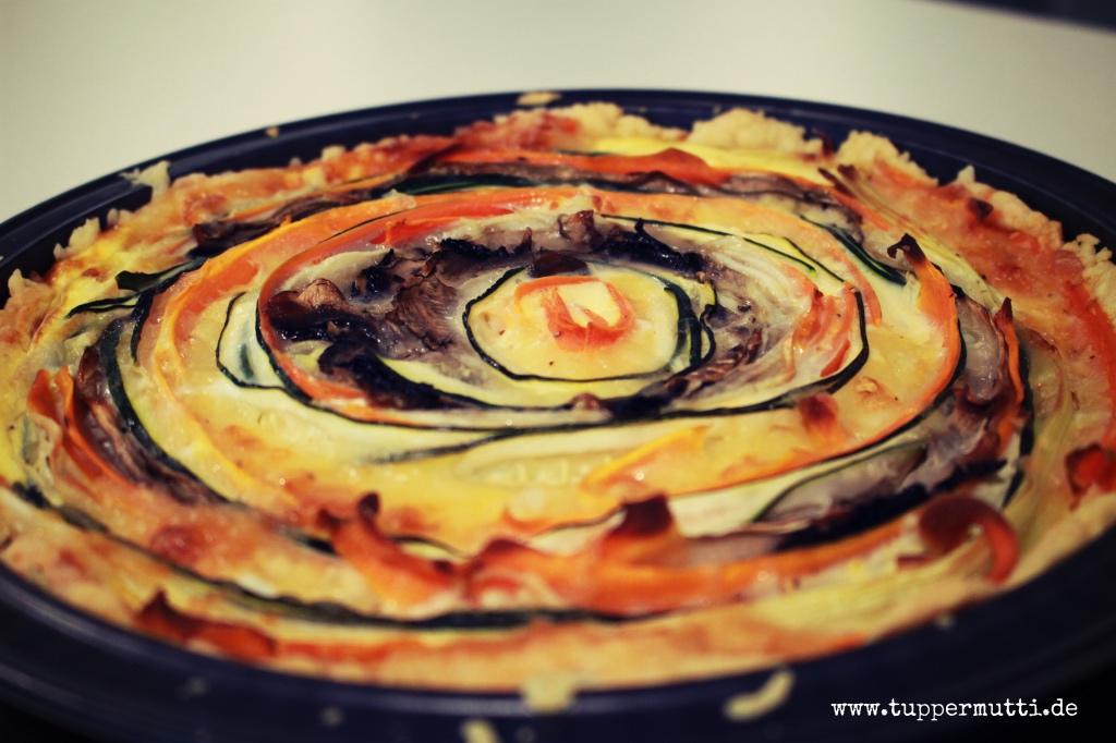 Rezept gemuesekuchen
