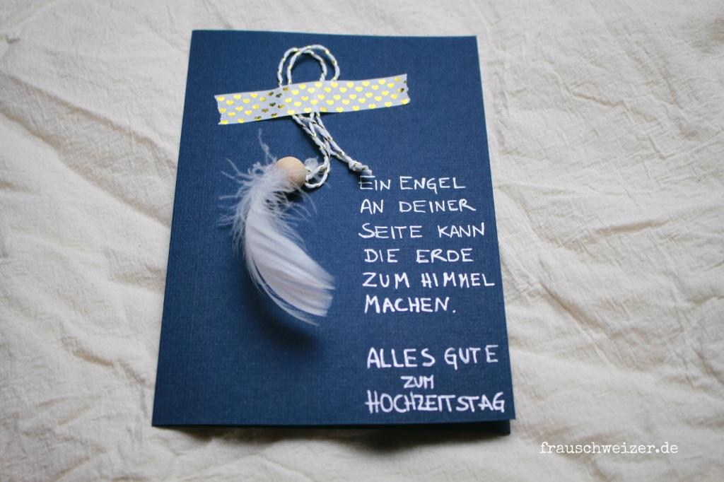 Karten Hochzeit, Hochzeitstag, Liebe, Ehe, hangemacht