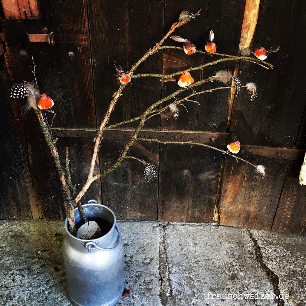 Tipps für tolle Herbstdeko vor der Haustüre 1
