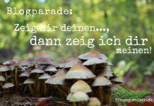 Blogparade frauschweizer zeig mir deinen